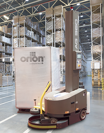 Orion AG360 Stetch Wrapper