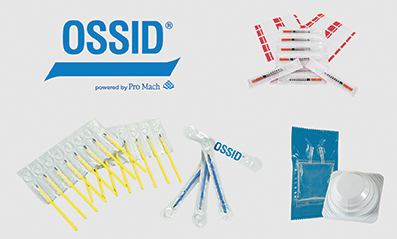 Ossid Introduces 8000S Medical Thermoform Fill Seal Machine