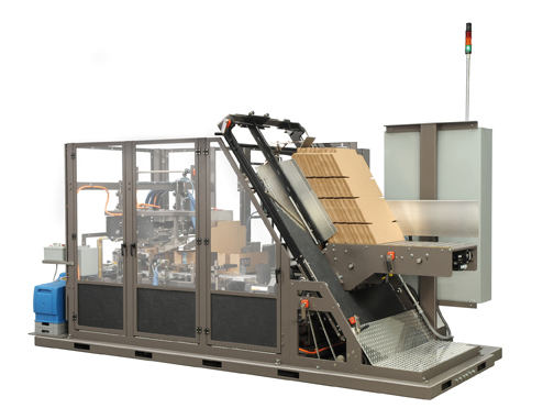BrentonProMach-2 Flexible Case Packing Machine