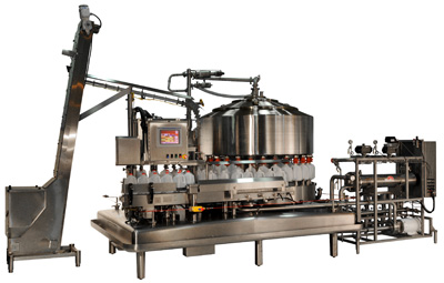 Federal Mfg. Liquid Filling Machines and Net Weight Filling Machinery