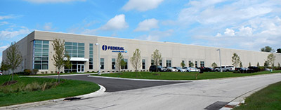 Federal Mfg S New Facility In Pewaukee Wisconsin Nears