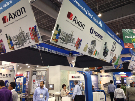 ProMach at Expo Pack Mexico