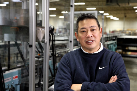 Michael Liu will be a judge at Robotics State Competition