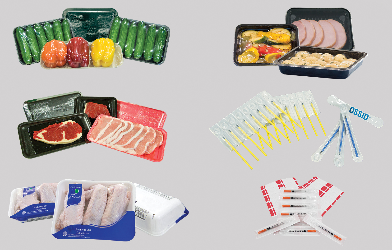 Ossid Showcases Produce Packaging Solutions at Pack Expo 2017
