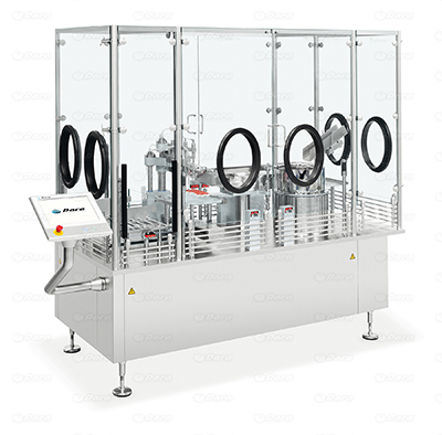 Dara NFL/2-RDL Aseptic Filling & Closing Machine for Ready-to-Use Vials Full View