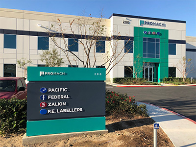 ProMach California Facility