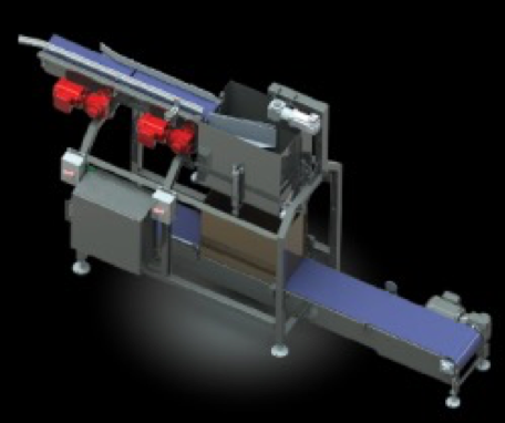 KLEENLine Automated Case Bagger Loading System