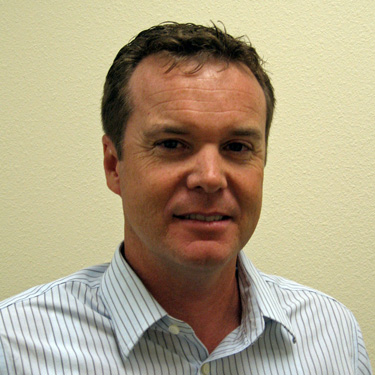Tony Colquitt, Latin America Sales Manager