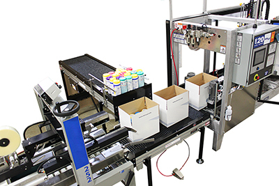 West Pack End of Line Automation Solutions